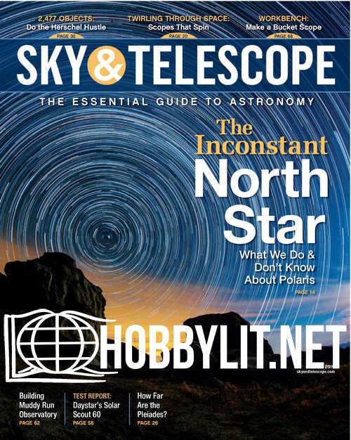 Sky & Telescope – March 2019