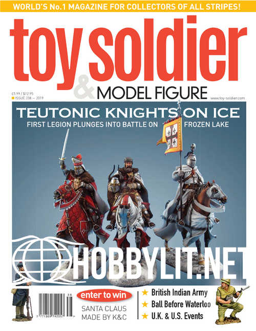 Toy Soldier & Model Figure Issue 238, 2019