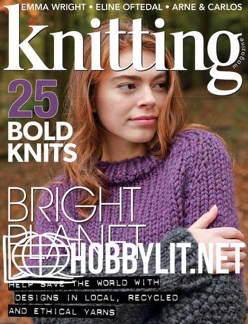 Knitting Magazine - February 2019