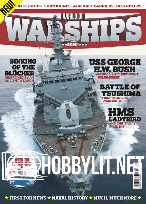 World of Warships Magazine - February 2019