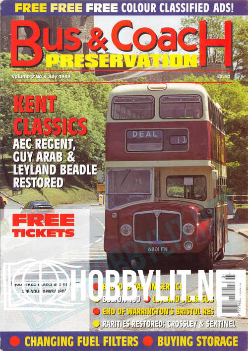 Bus & Coach Preservation - July 1999