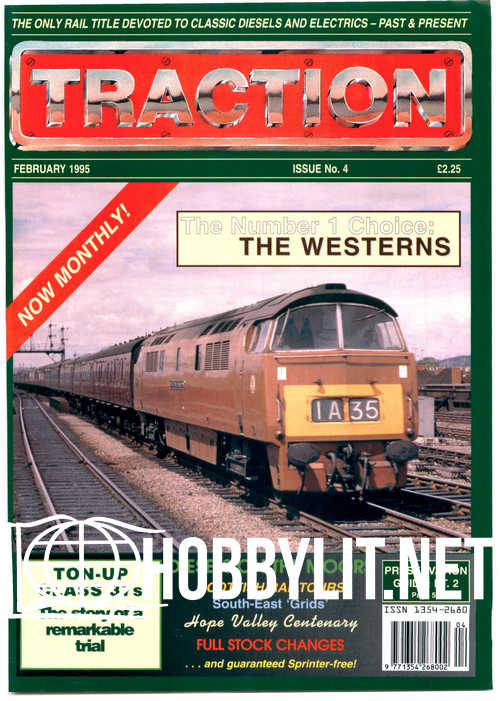 Traction 04 - February 1995