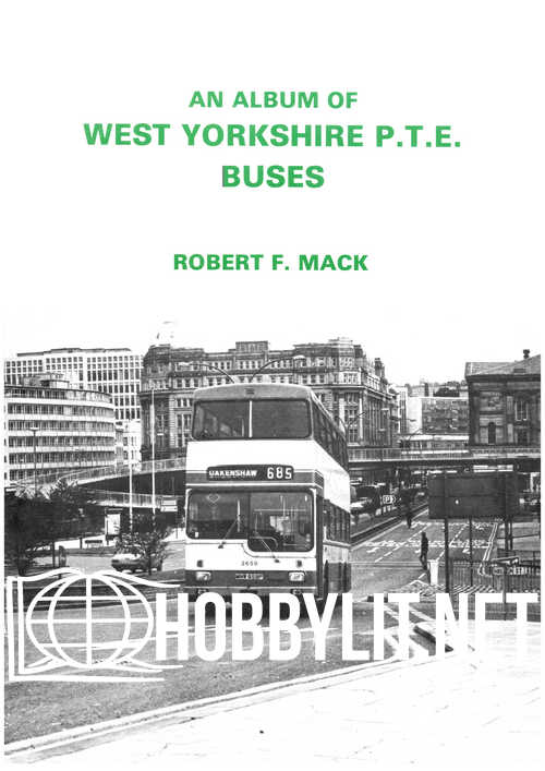An Album of West Yorkshire PTE Buses