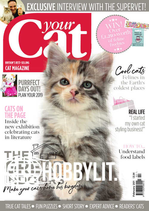 Your Cat – February 2019