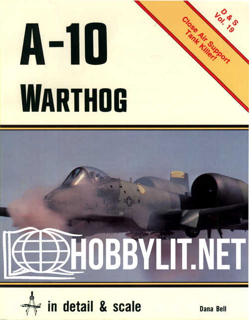 In Detail & Scale 19 - A-10 Warthog