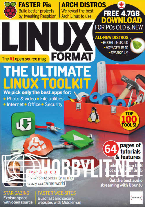 Linux Format - February 2019