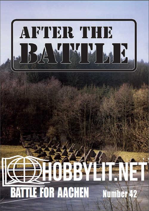 After the Battle 042 - Battle for Aachen