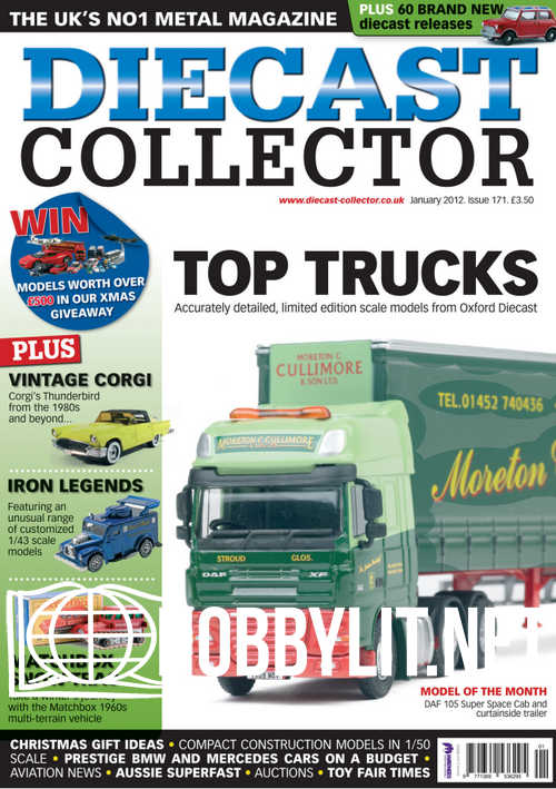 Diecast Collector - January 2012