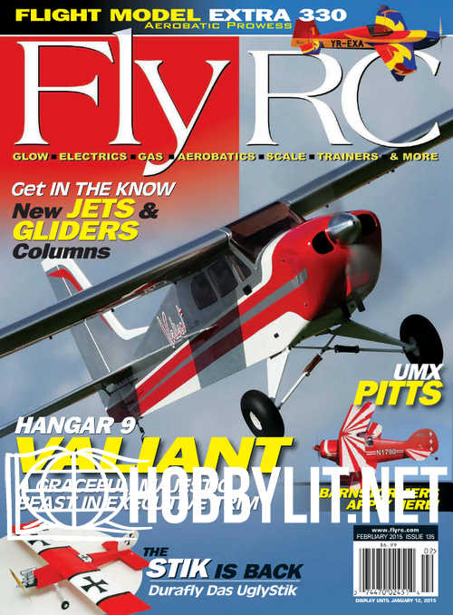 Fly RC - February 2015