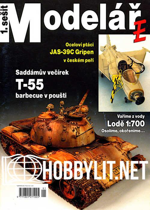 Modelar Extra Issue 1