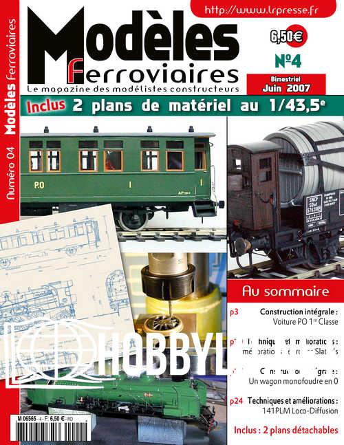 Modeles Ferroviaires 04