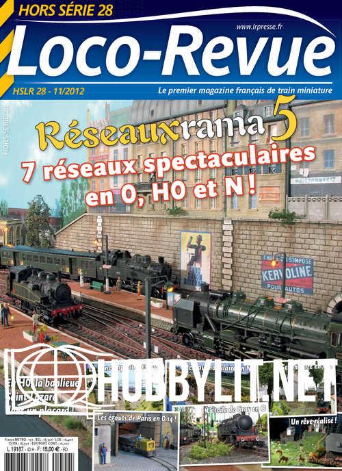 Loco-Revue Hors Serie 28 - Reseauxrama 5