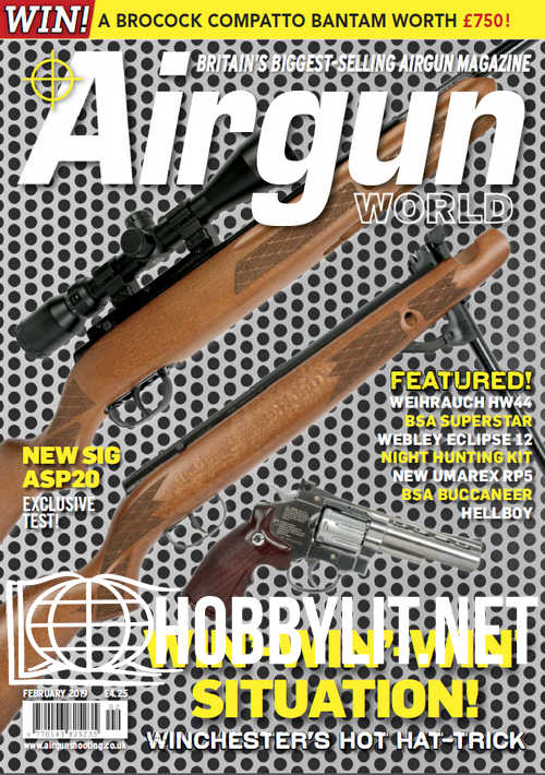 Airgun World - February 2019