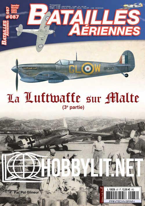 Batailles Aeriennes 87 - Janvier/Fevrier/Mars 2019