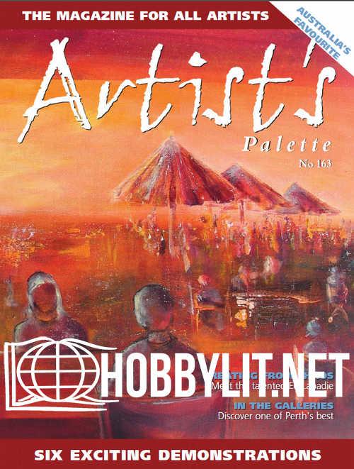 Artist's Palette Issue 163