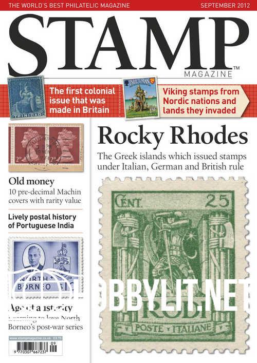 Stamp Magazine - September 2012