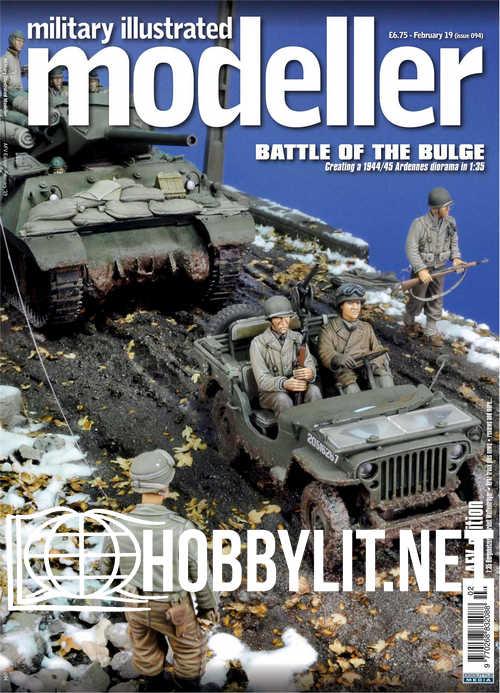 Military Illustrated Modeller 094 - February 2019