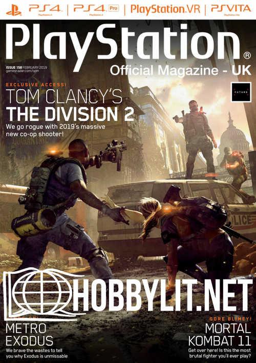 PlayStation Official Magazine UK - February 2019