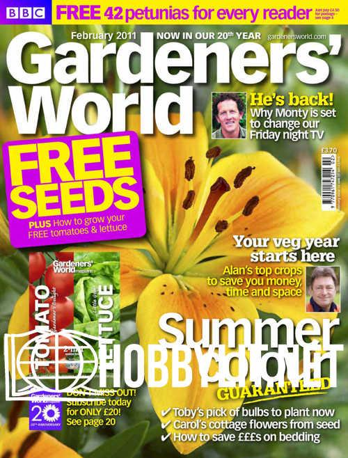 Gardeners' World - February 2011