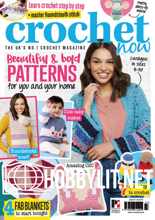 Crochet Now Issue 37