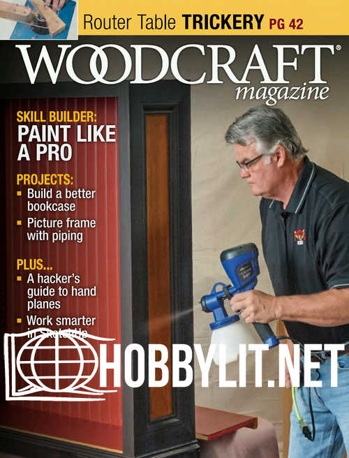 Woodcraft Magazine Issue 87 - February/March 2019