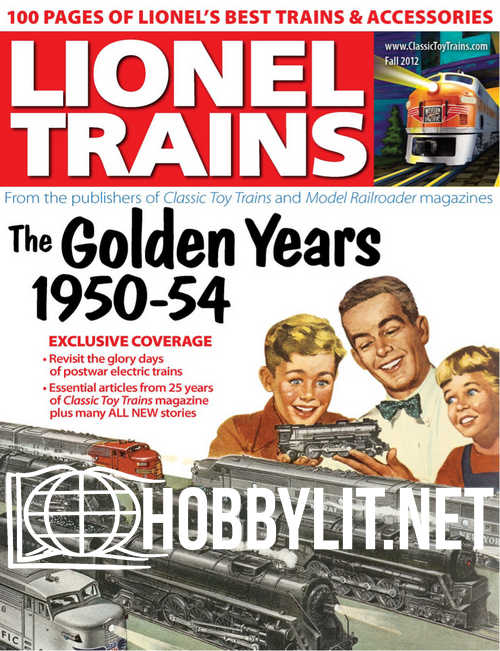 Lionel Trains : The Golden Years 1950-54
