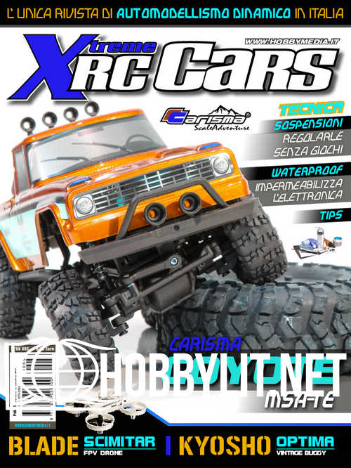 Xtreme RC Cars Issue 55, 2019
