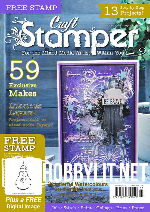 Craft Stamper - March 2019