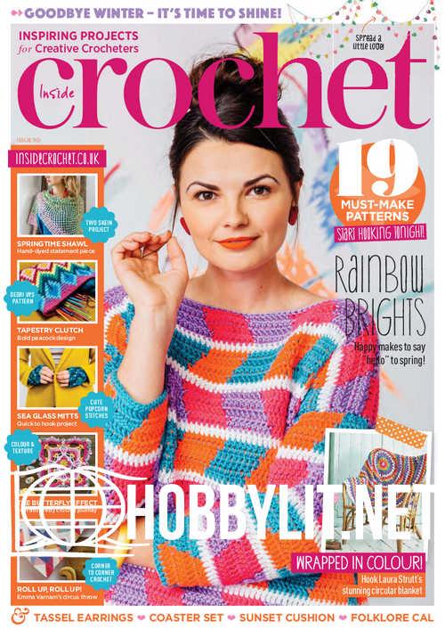 Inside Crochet - February 2019