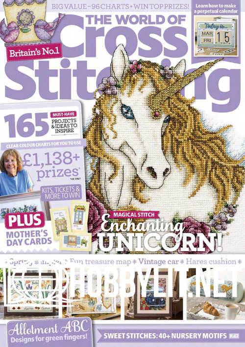 The World of Cross Stitching Issue 278