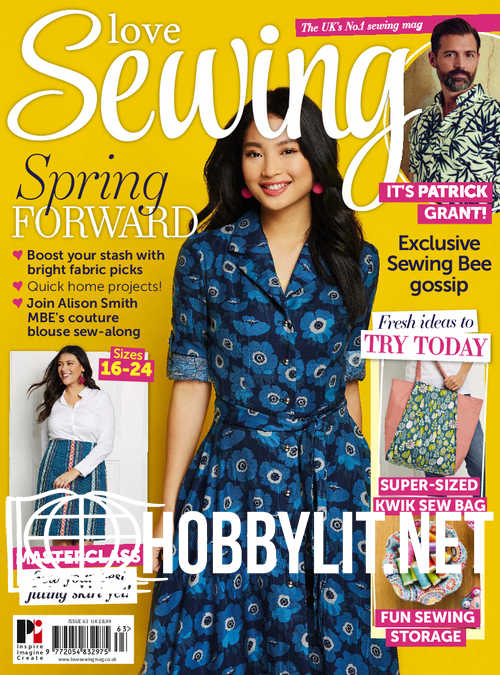 Love Sewing Issue 63