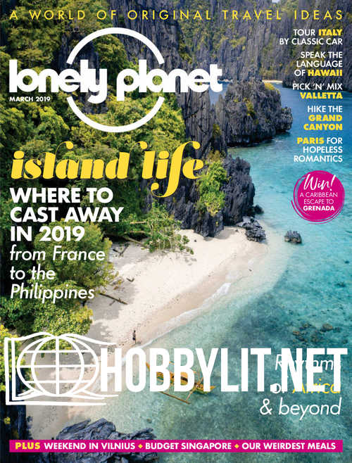Lonely Planet Traveller - March 2019