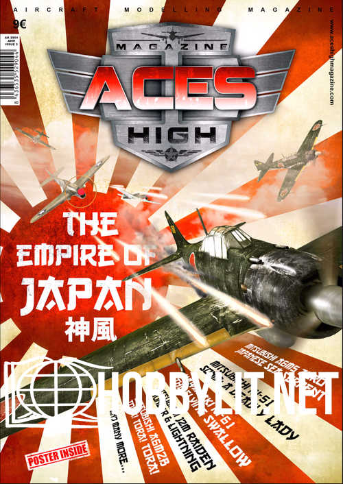 Aces High Magazine Issue 03