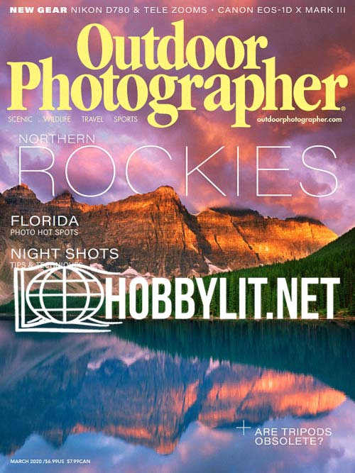 Outdoor Photographer - March 2020
