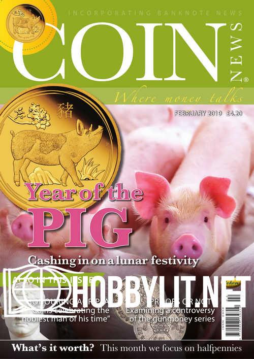 Coin News - February 2019