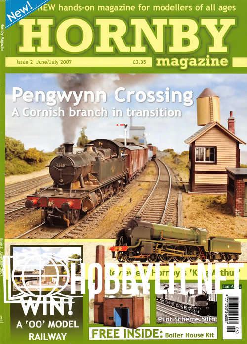 Hornby Magazine Issue 02 - June/July 2007