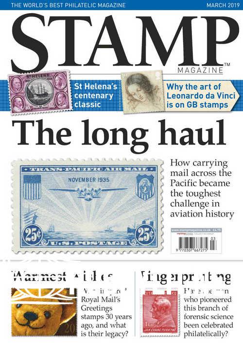 Stamp Magazine - March 2019