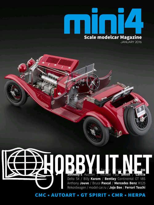 mini4 Issue 01
