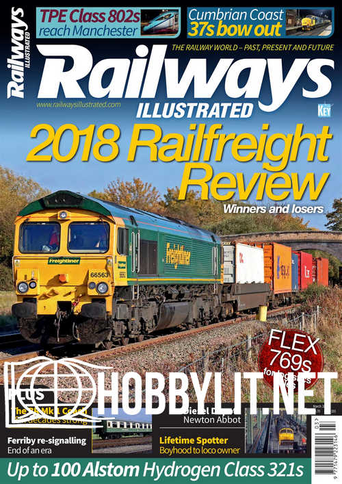 Railways Illustrated - March 2019