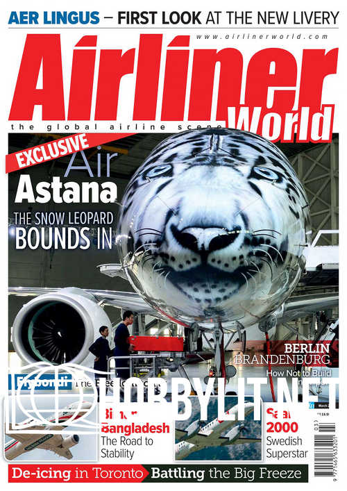 Airliner World - March 2019