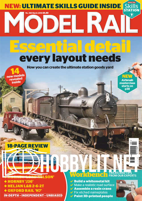 Model Rail Issue 258 - March 2019