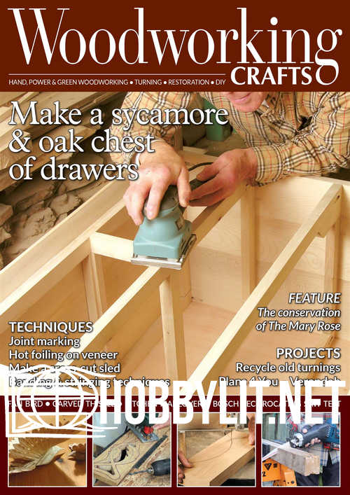 Woodworking Crafts Issue 50