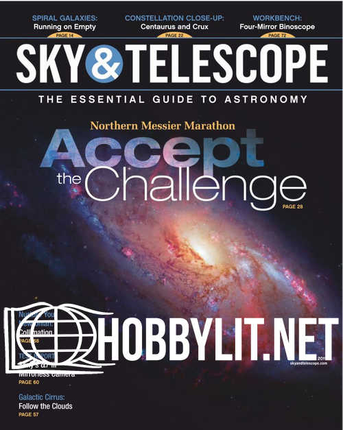 Sky and Telescope – April 2019