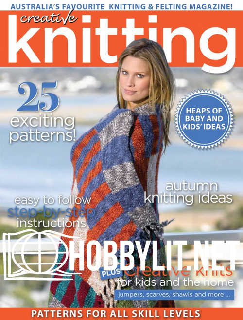 Creative Knitting Issue 63