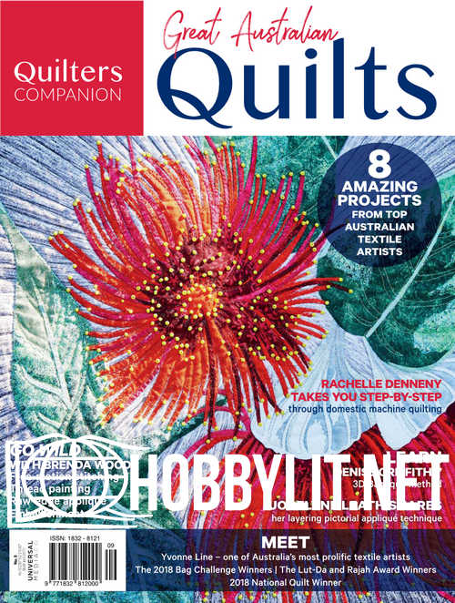 Great Australian Quilts Issue 09