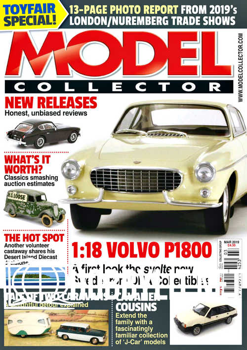 Model Collector - March 2019