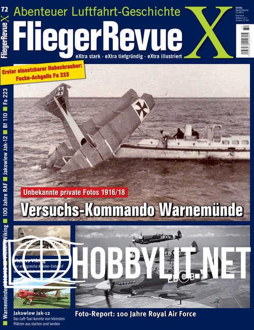 FliegerRevue Extra 72, 2018