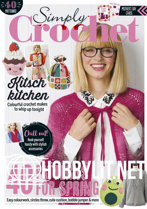 Simply Crochet Issue 81