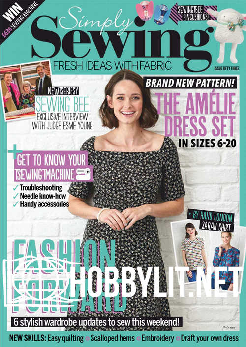 Simply Sewing Issue 53