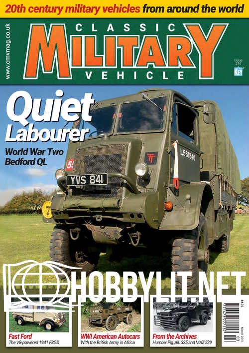 Classic Military Vehicle - March 2019